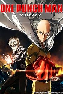 One Punch Man (1ª Temporada) - Poster / Capa / Cartaz - Oficial 1