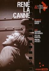 O Gangster René la Canne  - Poster / Capa / Cartaz - Oficial 1