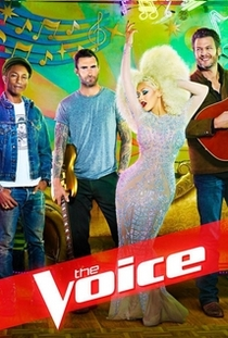 The Voice (10ª Temporada) - Poster / Capa / Cartaz - Oficial 1