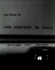 Hitler 3º Mundo - Poster / Capa / Cartaz - Oficial 2