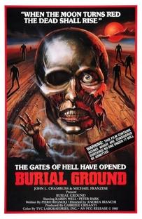 A Noite do Terror - Poster / Capa / Cartaz - Oficial 2