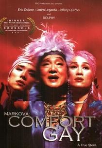 Markova: Comfort Gay - Poster / Capa / Cartaz - Oficial 1
