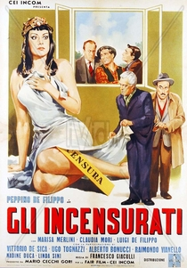 O Sem Censura - Poster / Capa / Cartaz - Oficial 1