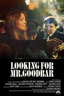 À Procura de Mr. Goodbar - Poster / Capa / Cartaz - Oficial 1