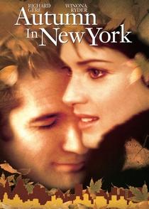 Outono em Nova York - Poster / Capa / Cartaz - Oficial 3