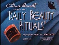 Daily Beauty Rituals - Poster / Capa / Cartaz - Oficial 1