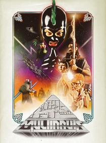 Multinauts - Poster / Capa / Cartaz - Oficial 1