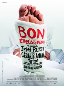 Bon rétablissement! - Poster / Capa / Cartaz - Oficial 1