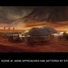 O horror, o horror...: Artbook - Perdido em Marte