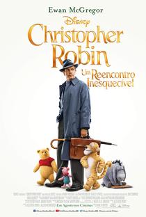 Christopher Robin: Um Reencontro Inesquecível - Poster / Capa / Cartaz - Oficial 3