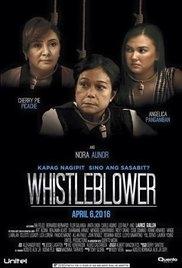 Whistleblower - Poster / Capa / Cartaz - Oficial 1