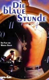 A Hora Azul - Poster / Capa / Cartaz - Oficial 1