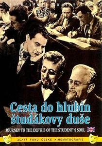 Cesta do hlubin študákovy duše - Poster / Capa / Cartaz - Oficial 1