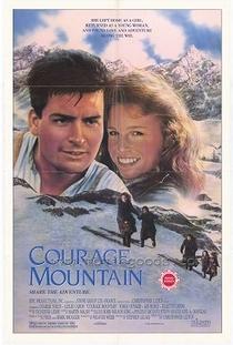A Montanha da Coragem - Poster / Capa / Cartaz - Oficial 1