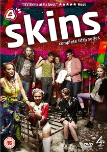 Skins - Juventude à Flor da Pele (5ª Temporada) - Poster / Capa / Cartaz - Oficial 1
