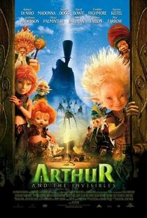 Arthur e os Minimoys - Poster / Capa / Cartaz - Oficial 5
