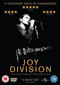 Joy Division - Poster / Capa / Cartaz - Oficial 1