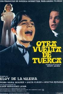 Otra vuelta de tuerca - Poster / Capa / Cartaz - Oficial 1