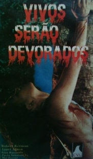 Vivos Serão Devorados - Poster / Capa / Cartaz - Oficial 3