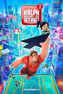 WiFi Ralph: Quebrando a Internet - Poster / Capa / Cartaz - Oficial 4