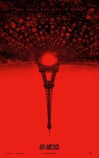 Assim na Terra Como no Inferno - Poster / Capa / Cartaz - Oficial 1