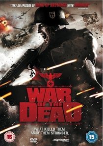 War of the Dead - Poster / Capa / Cartaz - Oficial 1