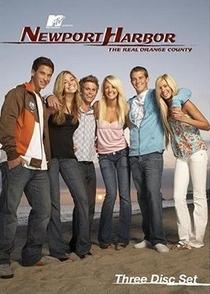 Newport Harbor: The Real Orange County (1ª Temporada) - Poster / Capa / Cartaz - Oficial 1