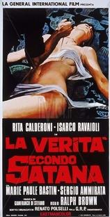 La verita secondo Satana - Poster / Capa / Cartaz - Oficial 1