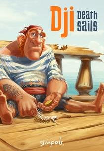 Dji: Death Sails - Poster / Capa / Cartaz - Oficial 1