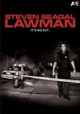 Steven Seagal: Lawman - Poster / Capa / Cartaz - Oficial 1