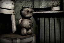 Teddy's Nightmare - Poster / Capa / Cartaz - Oficial 1