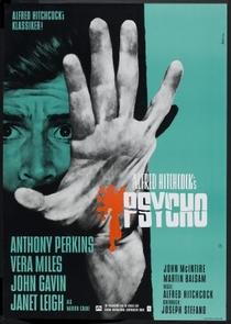 Psicose - Poster / Capa / Cartaz - Oficial 2