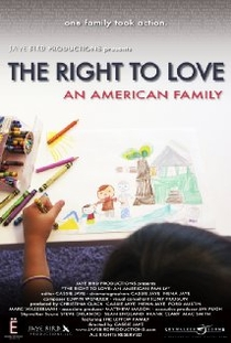 The Right to Love: An American Family - Poster / Capa / Cartaz - Oficial 1