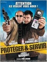 Proteger e servir - Poster / Capa / Cartaz - Oficial 1