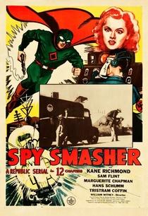Terror dos Espiões - Poster / Capa / Cartaz - Oficial 2