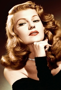 Rita Hayworth - Poster / Capa / Cartaz - Oficial 1
