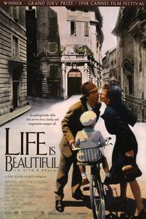 A Vida é Bela - Poster / Capa / Cartaz - Oficial 4