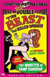 The Beast That Killed Women - Poster / Capa / Cartaz - Oficial 1
