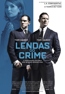 Lendas do Crime - Poster / Capa / Cartaz - Oficial 4