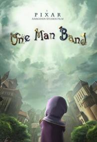 A Banda de um Homem Só - Poster / Capa / Cartaz - Oficial 2