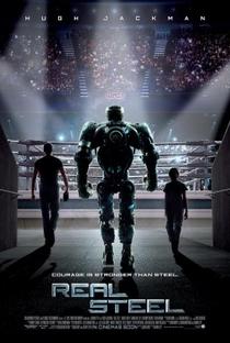 Gigantes de Aço - Poster / Capa / Cartaz - Oficial 5