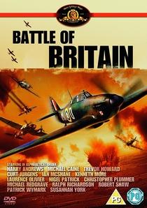 A Batalha da Grã-Bretanha - Poster / Capa / Cartaz - Oficial 7
