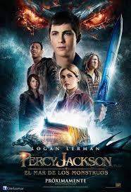 Percy Jackson e o Mar de Monstros - Poster / Capa / Cartaz - Oficial 14