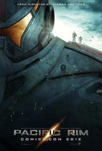 Círculo de Fogo - Poster / Capa / Cartaz - Oficial 6