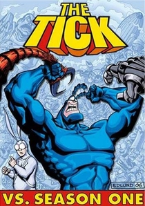 The Tick - Poster / Capa / Cartaz - Oficial 1