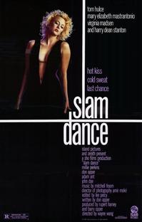Dançando com o Perigo - Poster / Capa / Cartaz - Oficial 1