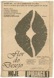 Flor do Desejo - Poster / Capa / Cartaz - Oficial 2