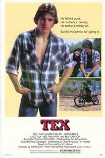 Tex: Um Retrato da Juventude - Poster / Capa / Cartaz - Oficial 1