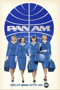 Pan Am (1ª Temporada) - Poster / Capa / Cartaz - Oficial 1
