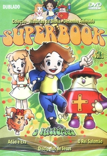 Superbook - Volume I - Poster / Capa / Cartaz - Oficial 2